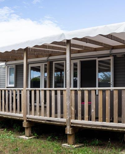 mobil-home résidence oleron